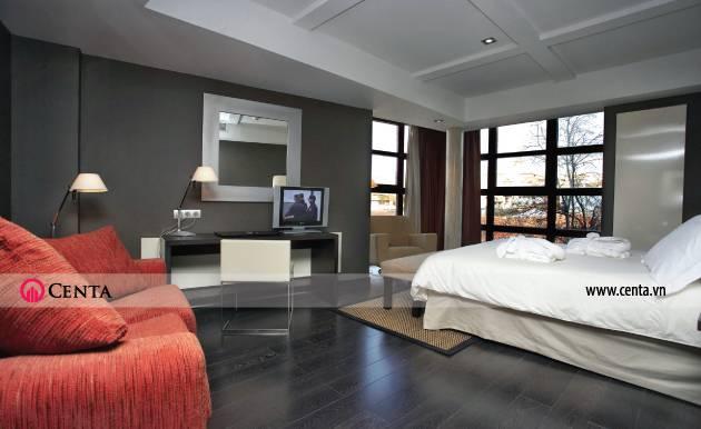 Thông gió trong thiết kế nội thất phòng ngủ