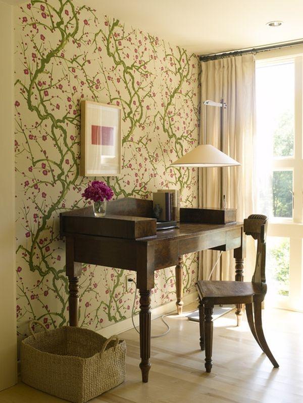 Ý nghĩa màu sắc hoa lá cành trong nội thất