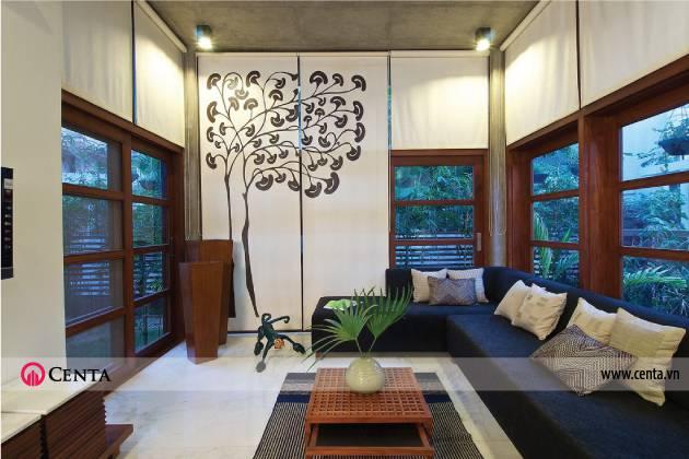 05.Phong-khac--Biet-thu-xanh www.centa.vn