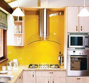 Mẫu-kính-mầu-vàng-tươi-ốp-bếp  www.centa.vn