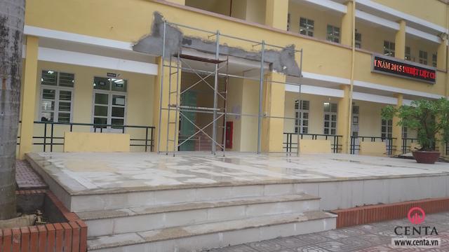 Hoàn thiện xây dựng