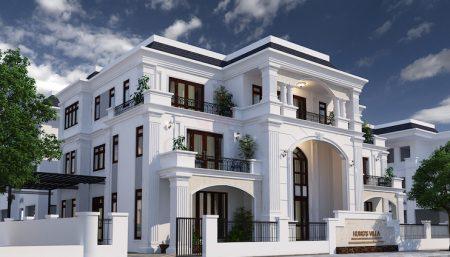 Báo giá Thiết kế xây dựng, Báo giá kiến trúc đẹp