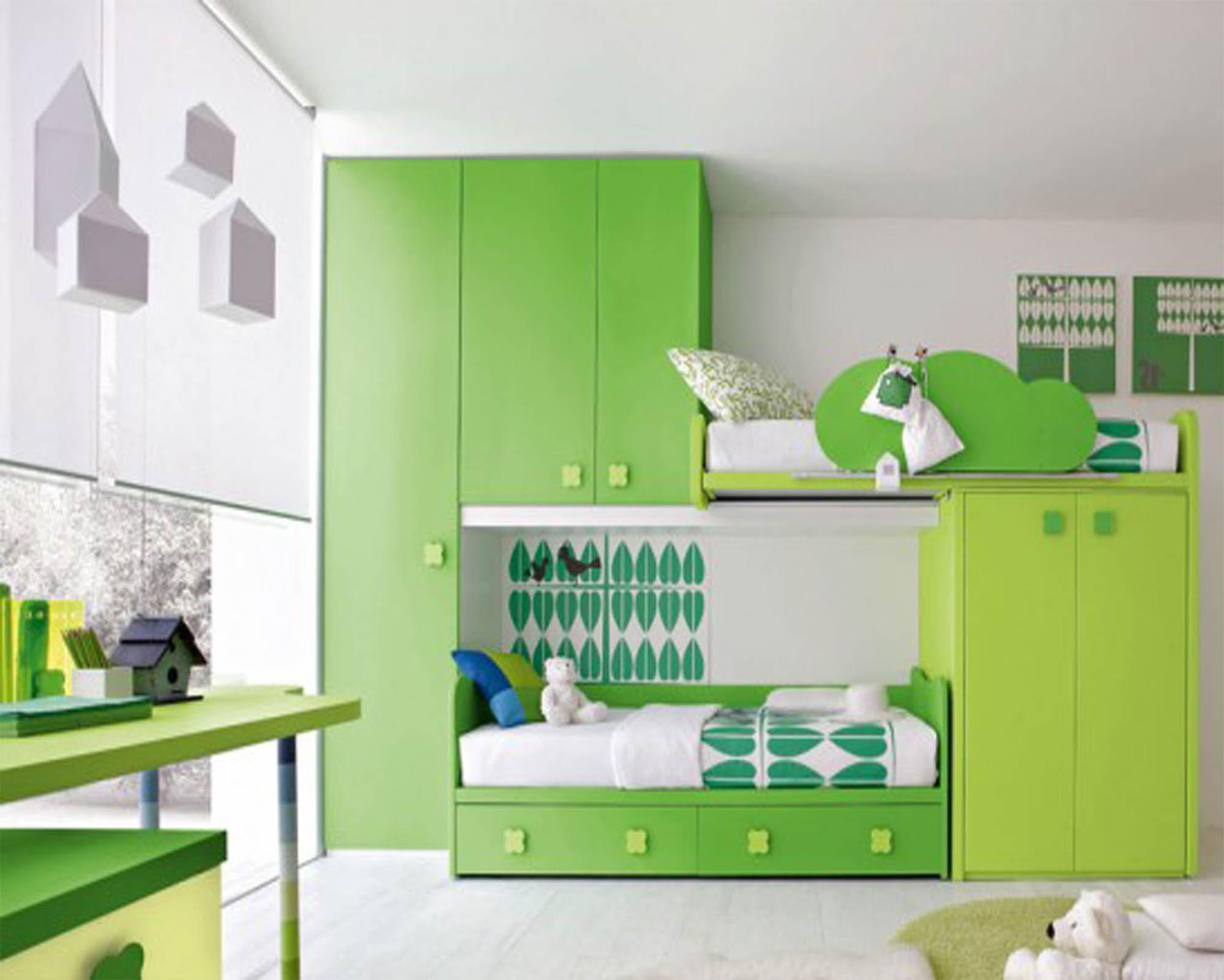 Ý nghĩa màu sắc xanh trong thiết kế trang trí nội thất