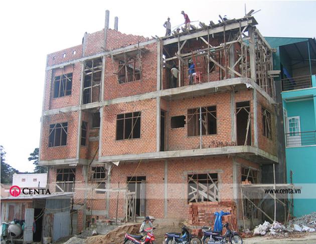 Báo giá thi công xây nhà trọn gói, nhà cấp 4, nhà biệt thự, kinh doanh và cho thuê