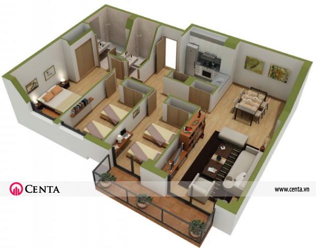 18-.can-ho-3-phong-ngu www.centa.vn