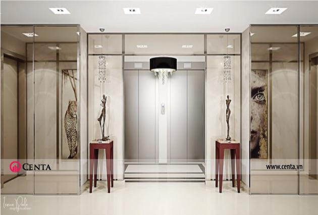 Thiết kế nội thất căn hộ chung cư đẹp phong cách hiện đại
