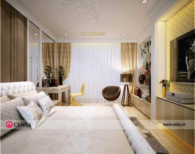 Thiết kế Nội thất phòng ngủ Vinhomes Ocean Park