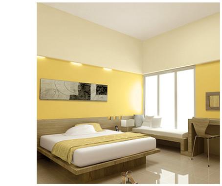 Chọn màu sắc trung tính trong thiết kế nội thất