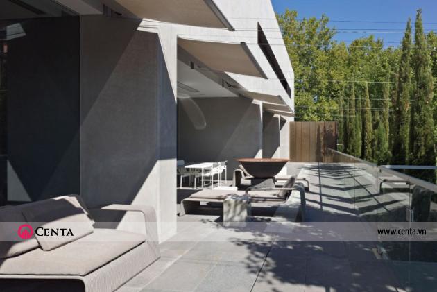 Biệt thự hiện đại có hồ bơi cần được thiết kế sân vườn tương xứng và đầu tư đầy đủ