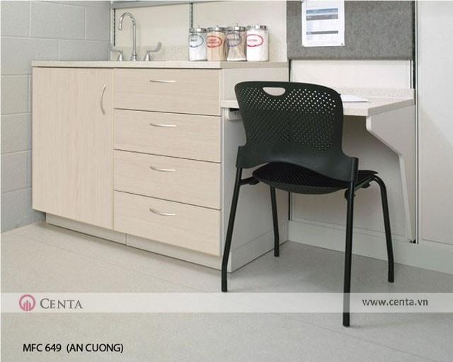 Gỗ công nghiệp An Cường phù hợp làm đồ nội thất cho phòng khám