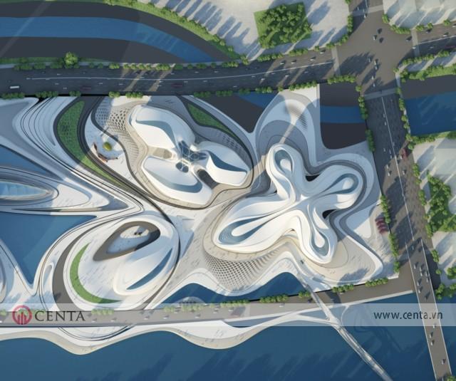 05. Changsha Meixihu International Culture Arts Center