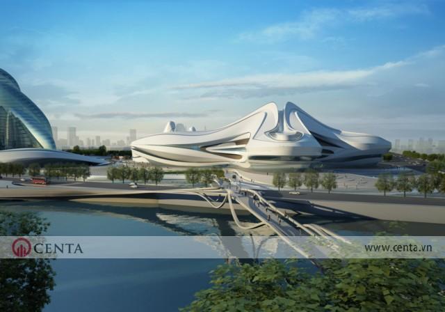 08. Changsha Meixihu International Culture Arts Center