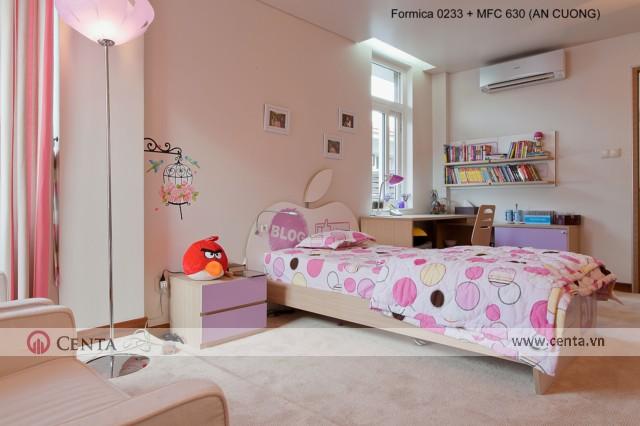 Phòng ngủ cho bé gái 13 tuổi. Thiết kế phòng ngủ trẻ em