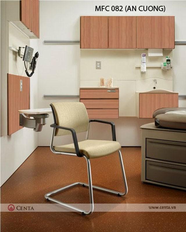 Không gian làm việc điển hình cho bác sỹ sử dụng đồ nội thất gỗ An Cường
