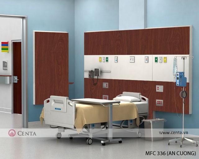 Phòng khám sử dụng nhiều máy móc nên cần ổ cắm và đường ống kỹ thuật nhiều