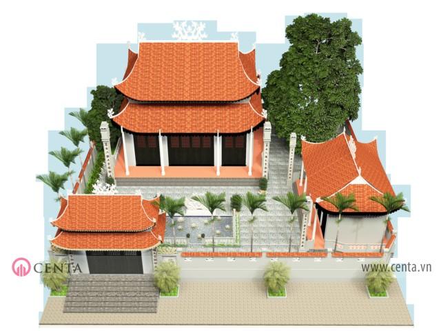 02. Thiet-ke-nha-tho-ho-Tran  www.centa.vn