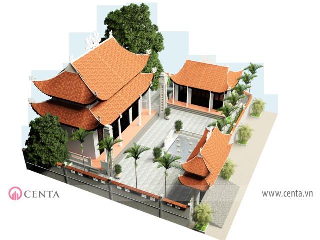 04. Thiet-ke-nha-tho-ho-Tran www.centa.vn