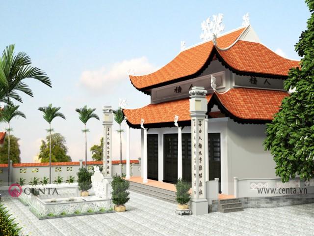 05. Thiet-ke-nha-tho-ho-Tran  www.centa.vn