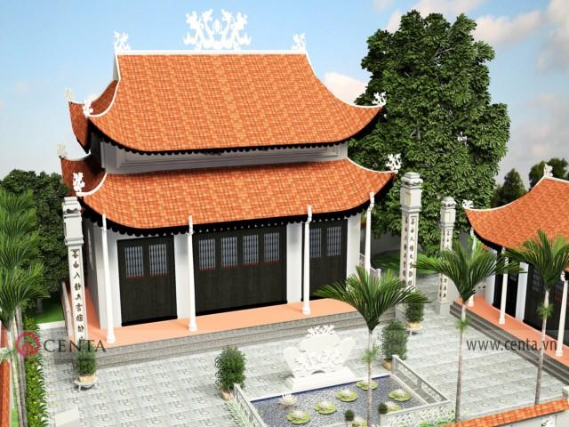 06. Thiet-ke-nha-tho-ho-Tran  www.centa.vn