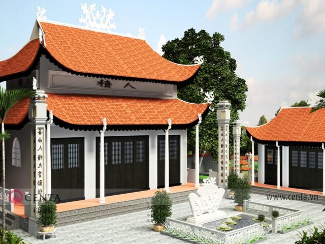 08. Thiet-ke-nha-tho-ho-Tran  www.centa.vn