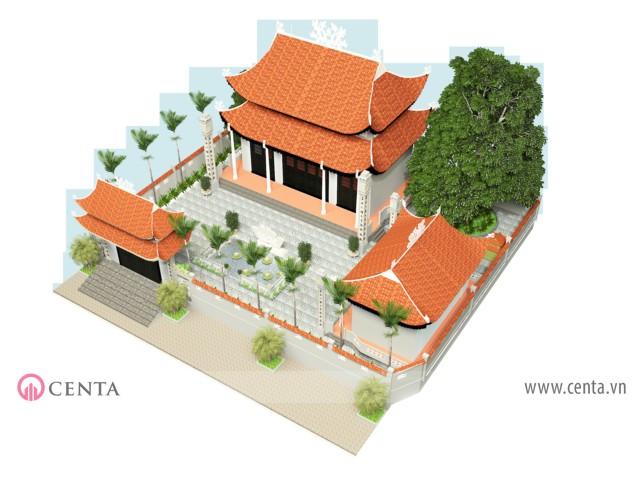 09. Thiet-ke-nha-tho-ho-Tran  www.centa.vn