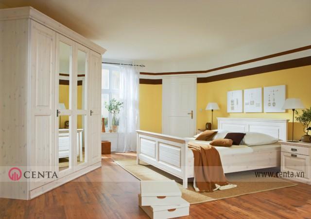 Nội thất phòng ngủ phong cách nội thất Malta