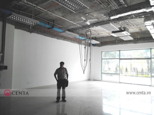Thi công nội thất Văn Phòng - CENTA.vn