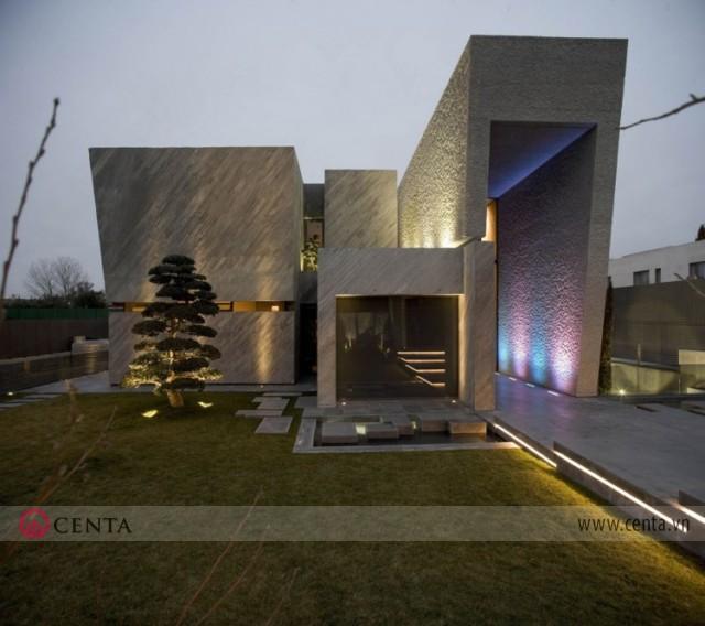 09. Thiet-ke-kien-truc-Biet-thu-khong-gian-mo www.centa.vn