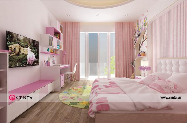 12.-Noi-that-phong-ngu-con-gai-nha-pho-hai-duong _www.centa.vn