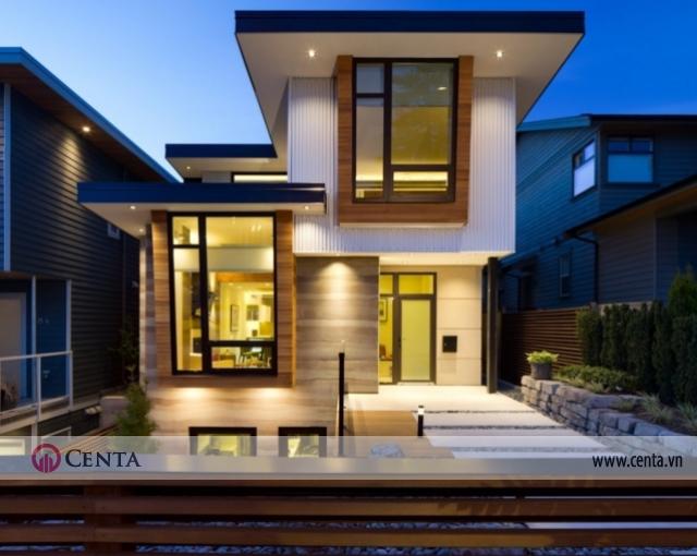 Thiết kế nhà ở cao cấp
