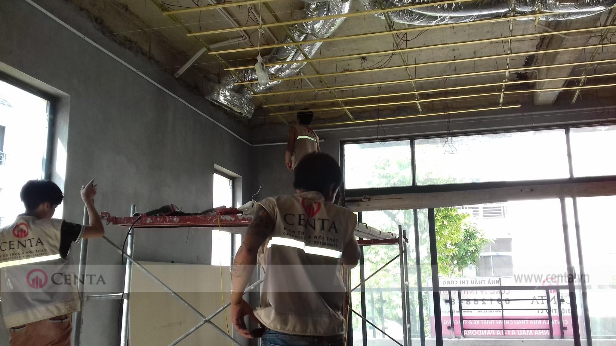thi công điều hòa lắp đặt đường ống điều hòa cho nhà đẹp