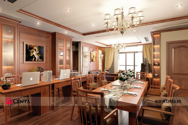 Phòng ăn 2