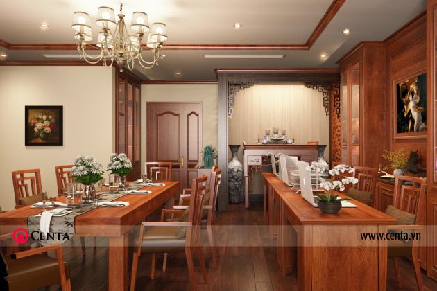 Phòng ăn 4