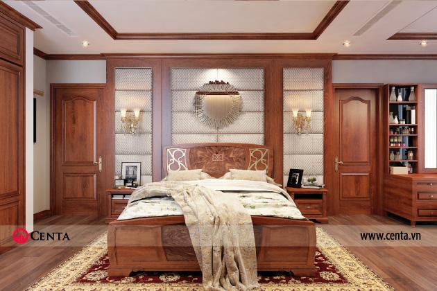 Phòng ngủ Master 3