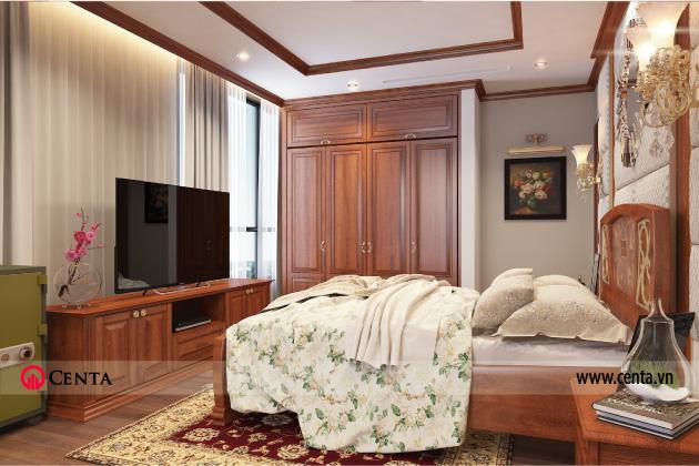Phòng ngủ Master 4