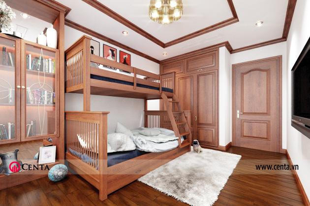 Phòng ngủ con 1 6