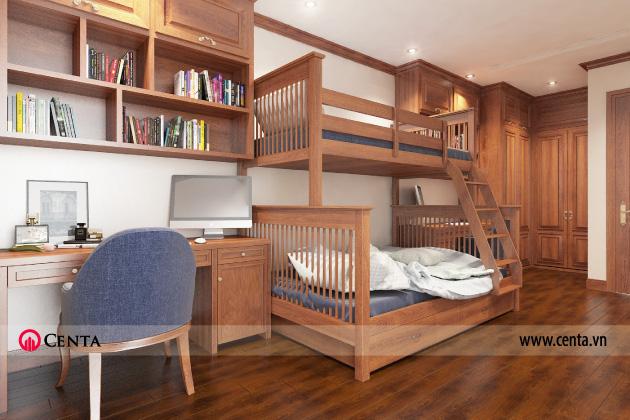 Phòng ngủ con 3