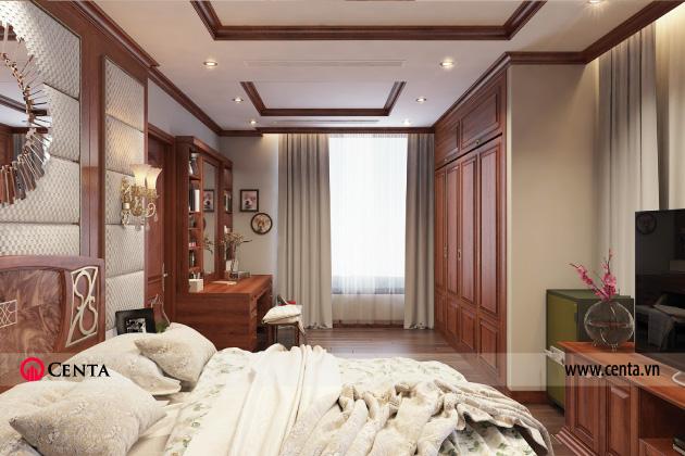 Phòng ngủ Master 1
