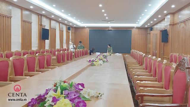 Thiết kế văn phòng, phòng họp, phòng hội thảo
