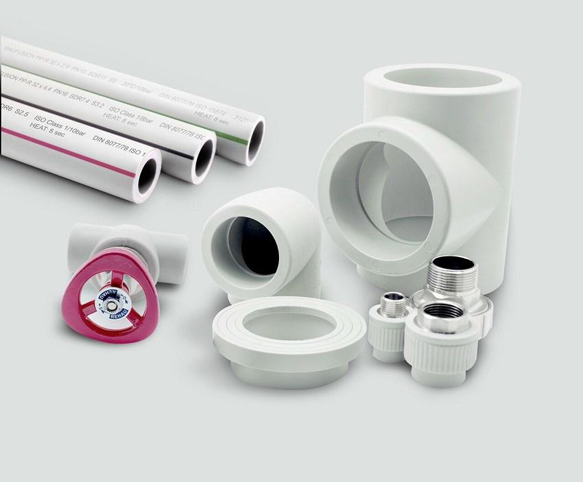Ống và phụ kiện ống pex đạt tiêu chuẩn ISO nhóm 1 áp suất 10 bar Tiêu chuẩn DIN8077/78 Ống PPR R32x4.4 PN16
