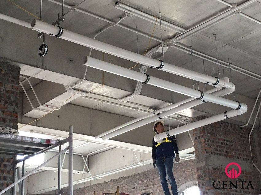 Cách lắp đặt cần có thợ có kinh nghiệm đã từng làm ống Rehau sẽ đảm bảo được tiến độ và chất lượng