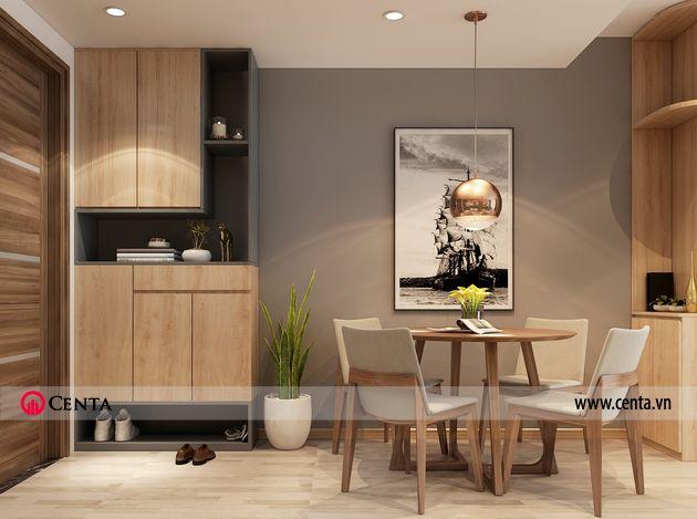 Thiết kế nội thất, thiết kế căn hộ, căn hộ hiện đại