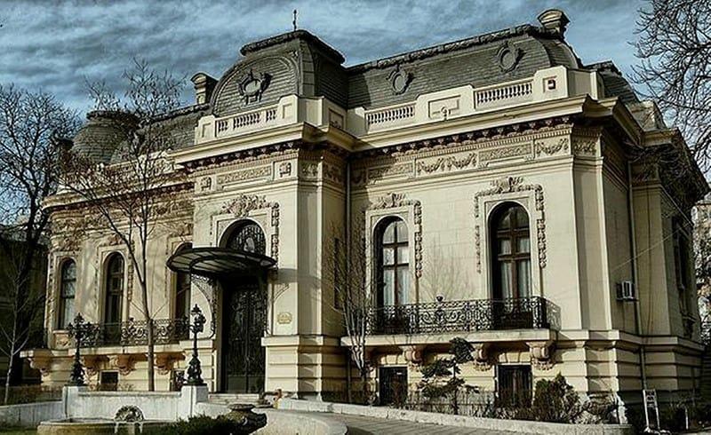 Thiết kế biệt thự 1 tầng kiểu Pháp