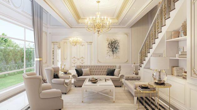 xu huong trang tri noi that theo phong cach thiet ke tan co dien nhe nhang 2 Xu hướng trang trí nội thất ưa chuộng nhất năm 2020