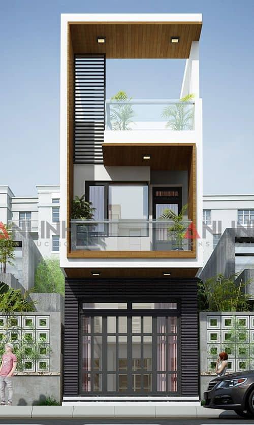 mặt tiền nhà phố đẹp nhà phố 3 tầng mẫu nhà 3 tầng mẫu mặt tiền nhà đẹp