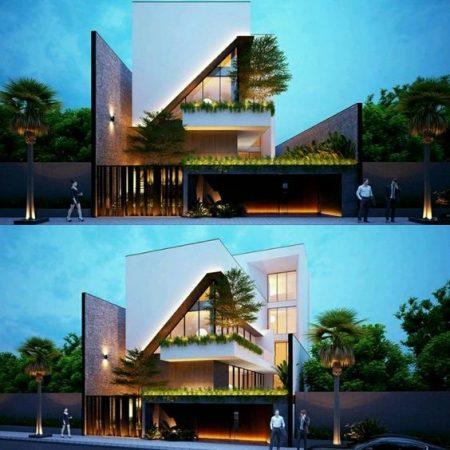 Nhà đẹp, nha dep, nha-dep, thiet ke nha dep, THiết kế nhà đẹp