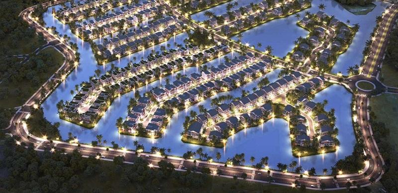 Biệt thự đảo bàn tay được mệnh danh đảo cọ Dubai