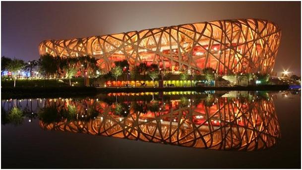 Sân vận động tổ chim – Bắc Kinh