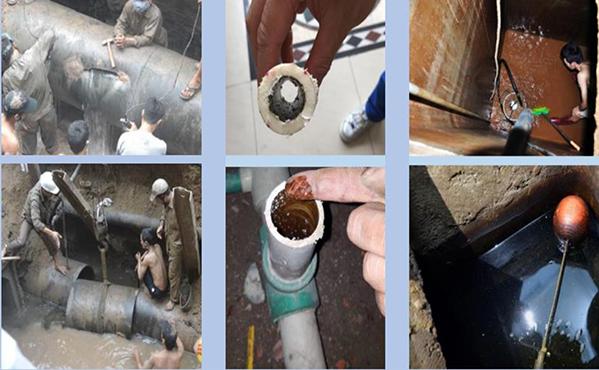 Ô nhiêm nước hiện nay cần các biện pháp xử lý nước trung tâm