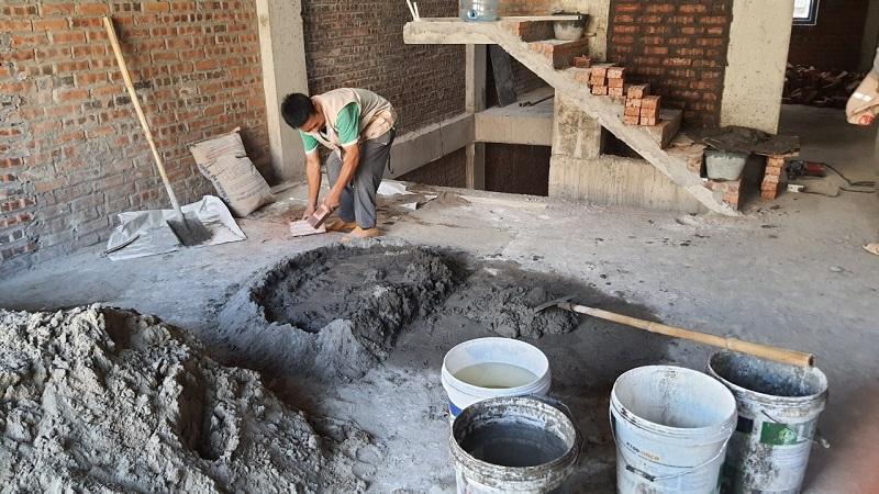 Cải tạo sửa chửa nhà